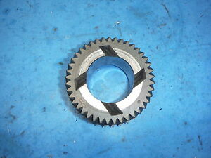 Nv1500 Chevrolet S 10 5 Speed Transmission 41 Tooth 3rd Gear