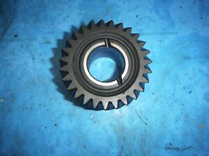 T5 Borg Warner 5 Speed S 10 Transmission Non World Class 27t 3rd Gear