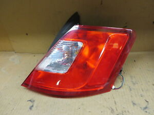 Ford Taurus 10 11 12 2010 2011 2012 Tail Light Rh Passenger Right Oem