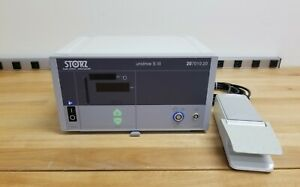 Storz Unidrive S Iii 20701020 Arthroscopy Shaver Driver Console With Footswitch