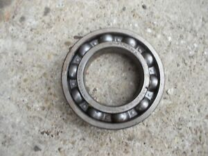 Farmall 560 Diesel Tractor Ih Ihc Outer Axle Bearing Bearings W Races