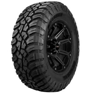 4 New Lt265 70r17 General Grabber X3 121q E 10 Ply Bsw Tires
