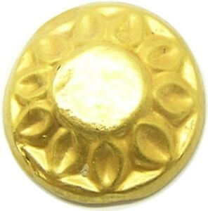 Nice 5th Century B C Ancient Scythian Greek Gold Appliqu Repouss Design