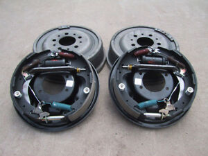 9 Ford Bolt on 11 Drum Brake Kit 9 Inch Big Ford Old style 1 2 Ends
