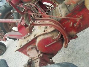 Farmall M Super M Mta Tractor M w Mw M W Complete 9 Speed Transmission Set Ih