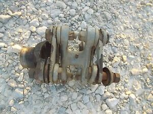 Mccormick Farmall F12 F14 Tractor Ih Main Drive Shaft Coupler Cupler Connector