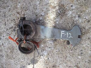 Farmall F12 F14 Tractor Ih Front Pedestal Cultivator Steering Parts Part