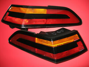 Chevy Volt 2011 2015 European Style Taillight Taillamp Set New Oem