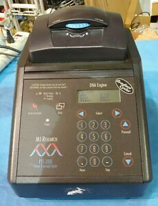 Mj Research Ptc 200 96 Well Pcr Peltier Thermal Cycler Alpha Unit Block