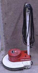 Advance Whirlamatic 20 Uhs 20 Floor Buffer works Good