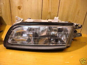 Mazda Millenia 97 00 1997 2000 Headlight Driver Lh Left Bright Clear Oe