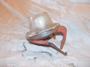 Allis Chalmers C Tractor Original Rear Light Mounting Bracket