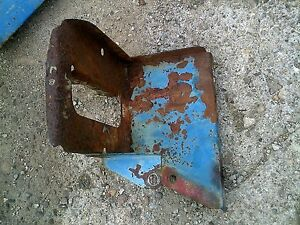 Ford 8n Tractor Tool Box Mount Battery Tray