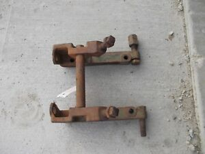 John Deere M Mt Tractor Original Jd Implement Mounting Bracket Hitch M1398t Kk