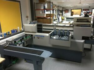 Kas C4 Compact Mailing Machine Envelope Inserter Direct Mail