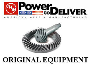 40022464 Dodge Aam 9 25 Front 4 56 Oe Ring Pinion Gear Set 03 06