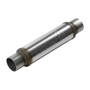 Flowmaster 71419 Flowfx Muffler 3 00 In out Stainless Round Body Moderate