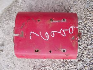 Farmall H Sh Tractor Original Ih Long Power Take Off Pto Shield Cover Guard