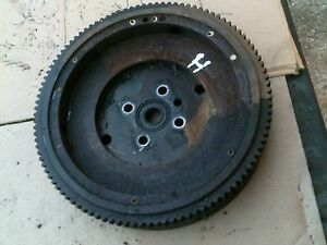 Farmall H Hv Early Sh Tractor Originl Ih Motor Engine Flywheel Start Ring Gear