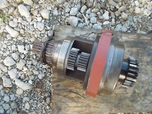 Farmall 504 Utility Tractor Ih Ta Torque Amplifier Assembly U