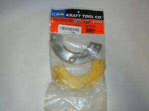 Kraft Tool Gg725 03 Split Washers Set Of 2 For Rebar Cutter bender