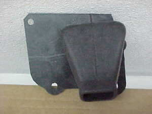 Volvo 1800e And Es 140 164 Dust Boot Clutch Fork