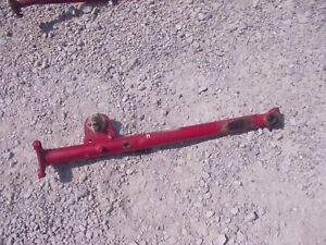 Farmall H Sh Tractor Ih Steering Shaft Holder Support Post Mount Bracket