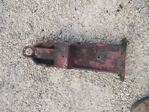 Farmall 504 Row Crop Tractor Main Steering Support Tower Mount Bracket