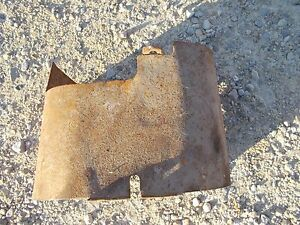 Farmall H Early Sh Tractor Original Ih Pto Power Take Off Shield