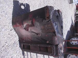 Farmall 400 Tractor Original Ih Ihc C 264 Engine Gas Motor Block Super Mta bolt