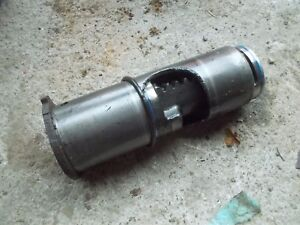 International Farmall 656 H Hydro Tractor Ih Ihc Hydraulic Piston