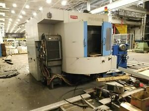 Toyoda Fa 450 Ii Horizontal Machining Center