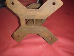 Antique Kochs Barber Chair Part Piston In Good Shape