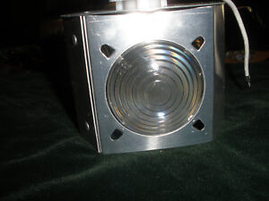 A Rotating Light I Hope To Use In A Barber Pole