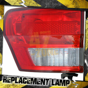 For 2012 Jeep Grand Cherokee Left Driver Side Rear Lamp Tail Light