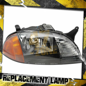 For 1998 Chevrolet Metro Right Passenger Side Head Lamp Headlight