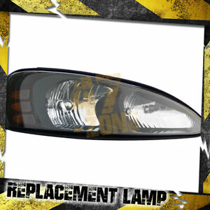 For 2007 Pontiac Grand Prix Right Passenger Side Head Lamp Headlight