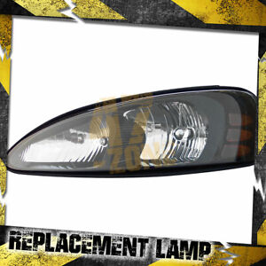 For 2007 Pontiac Grand Prix Left Driver Side Head Lamp Headlight