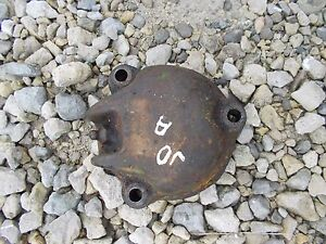 John Deere Styled A Tractor Front Hub Cap Grease Zert Roll A Matic Frontend