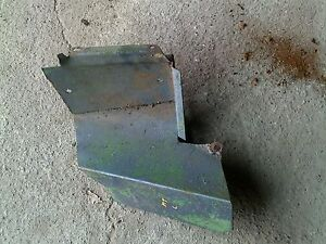 John Deere Mt Tractor Jd Left Platform Step Foot Rest Platform