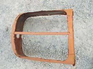 Allis Chalmers Wd Wd45 45 Tractor Ac Front Nose Cone Grill Rad Outer Cover