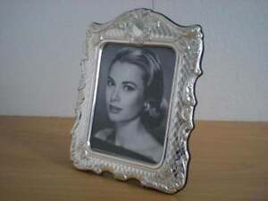 Handmade Sterling Silver Photo Picture Frame B2 13 18 Gb New