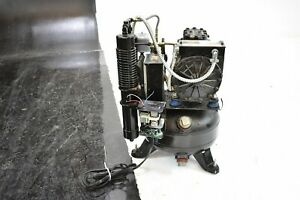 Great Used Mds Matrx Amd101 Dental Air Compressor System For Operatory Pressure