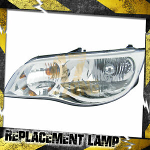 For 2005 Saturn Ion Left Driver Side Head Lamp Headlight 15264217