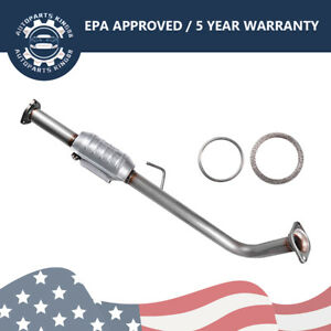 Fit 2001 To 05 Honda Civic Catalytic Converter 1 7l Direct Fit Epa Obdii 58068
