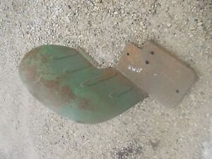 John Deere M Tractor Jd Right Fender W Foot Bracket Platform Step kk