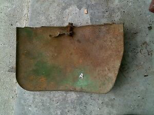John Deere Styled A Tractor Clutch Belt Pulley Cover Guard