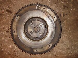 Allis Chalmers C Tractor Ac Main Engine Motor Flywheel Starter Ring Gear