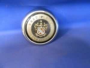 1948 1949 1950 Buick Roadmaster Horn Button With Bezel Clips Dynaflow