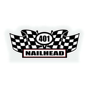 401 Nailhead Air Cleaner Decal For Buick Engine Muscle Classic Car Or Hot Rod